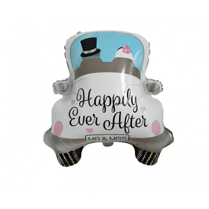 """Forminis balionas """"Happily ever After"""" (58*62cm)"""